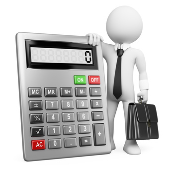 how to add tax to a total on a calculator